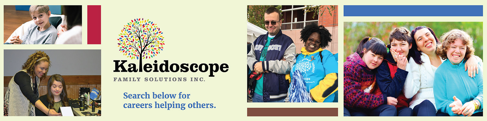 Kaleidoscope Family Solutions Inc Contract Search banner image