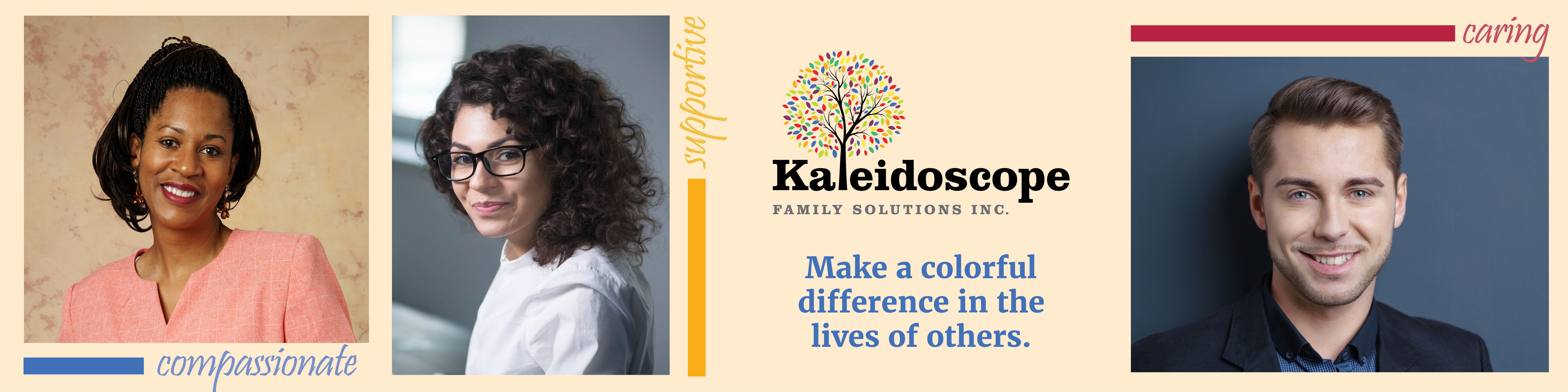 Kaleidoscope Family Solutions Inc - Therapeutic Support Professional banner image